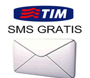 Tim invia gratis sms