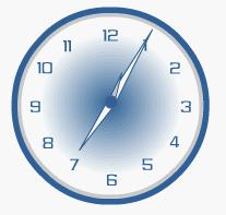 orologio stile classico gratis