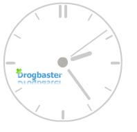 Orologio semplice da inserire nel sito