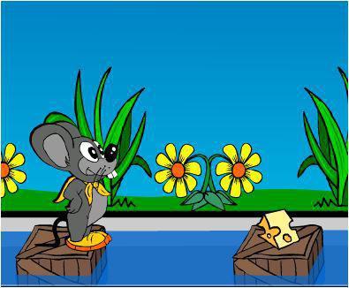 gioca con topolino