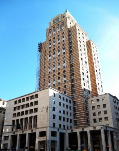 Genoa: Torre Piacentini