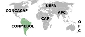 Confederazione Conmebol