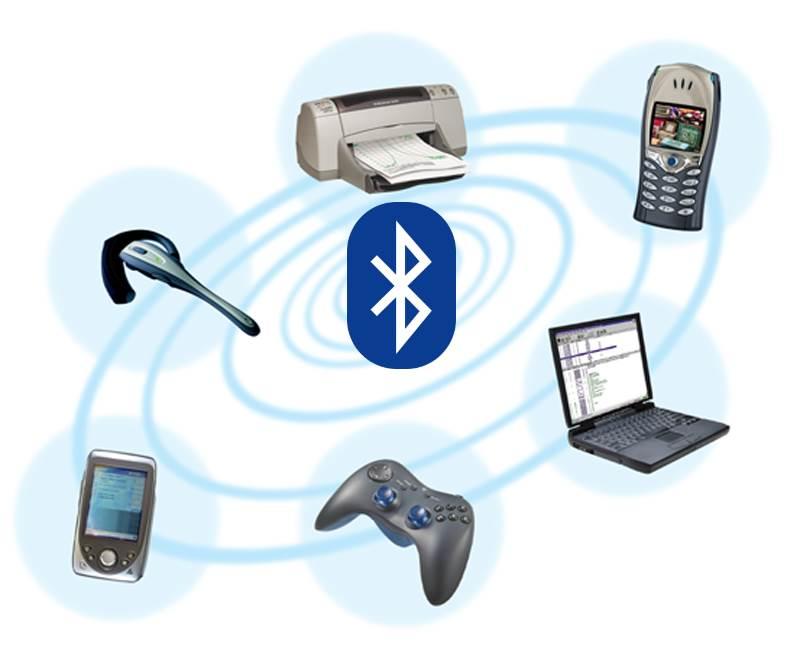 dispositivi che si possono connettere con bluetooth