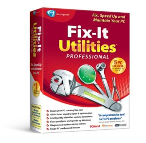 fix it utilites avanquest