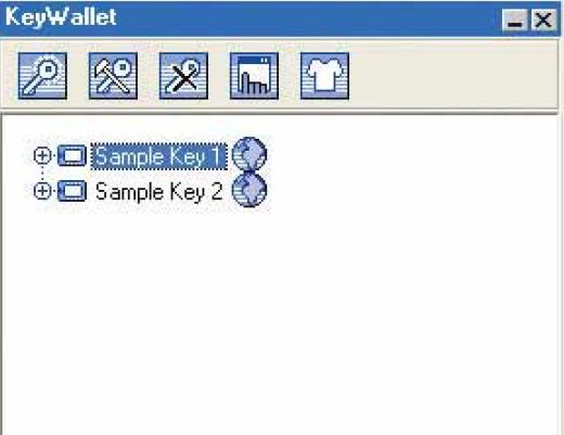 programma gestore password