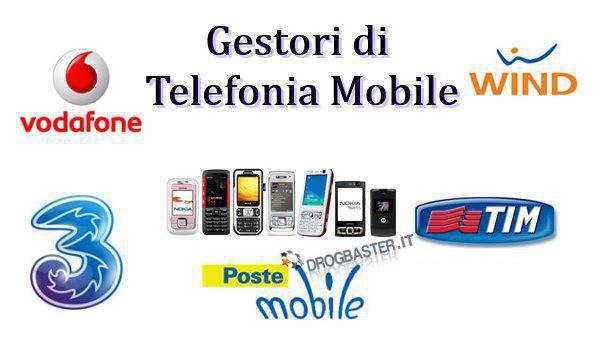 Elenco Operatori di Telefonia Mobile