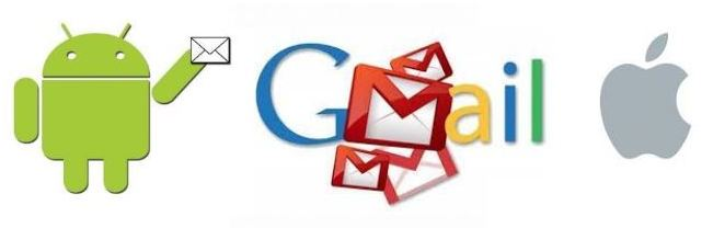 gmail android ios