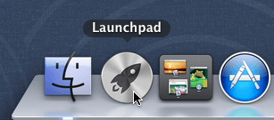 launchpad icon mac