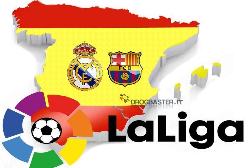 bandiera spagna liga calcio