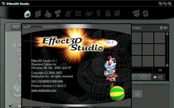 Software per creare immagini 3d for Programma 3d semplice