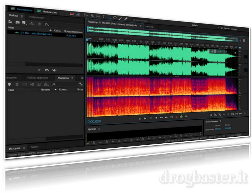 Migliori software di editing audio -