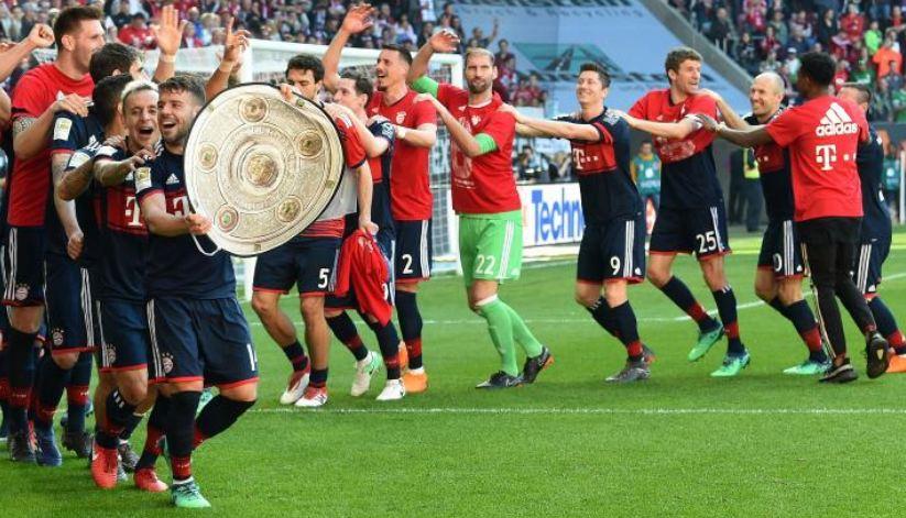 Bayer Monaco campione Germania