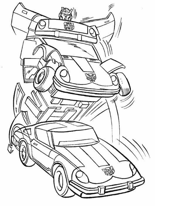 autobot si trasforma