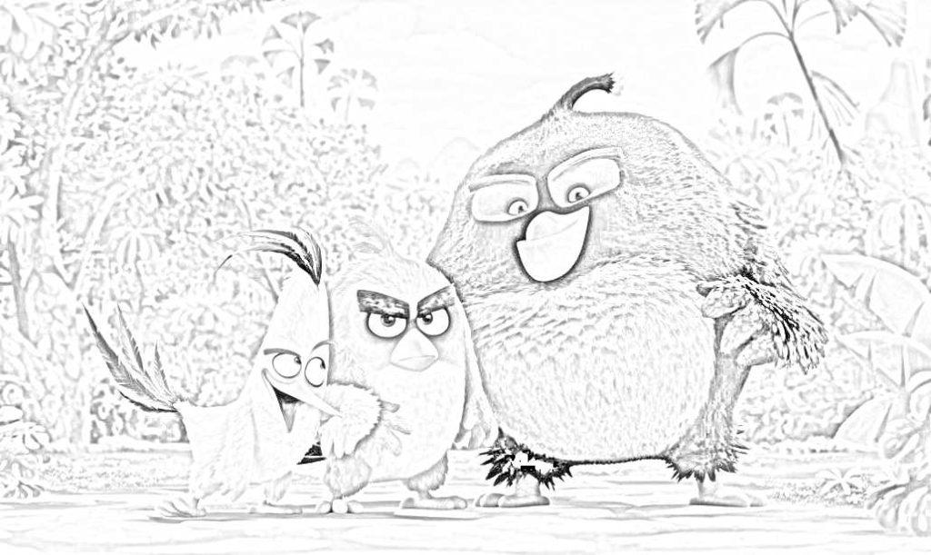 Gli arrabbiati uccellini e i dispettosi maialini verdi