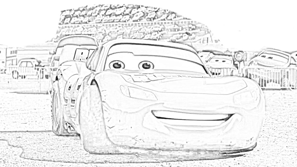 disegni The Cars