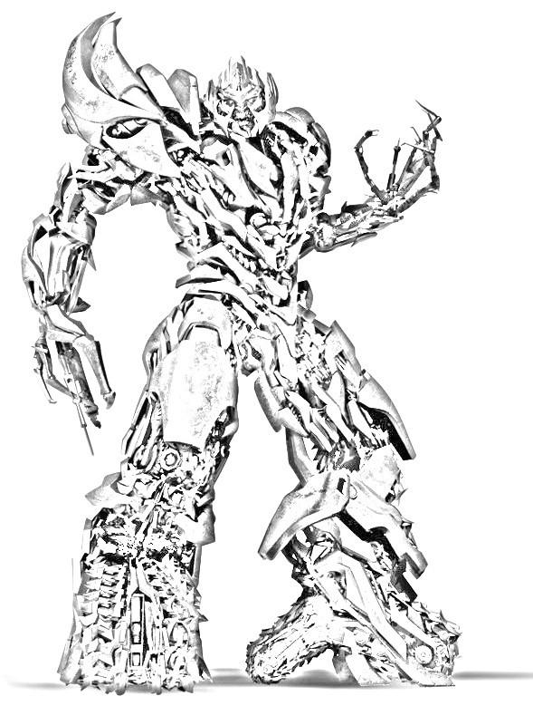 Transformers ratchet