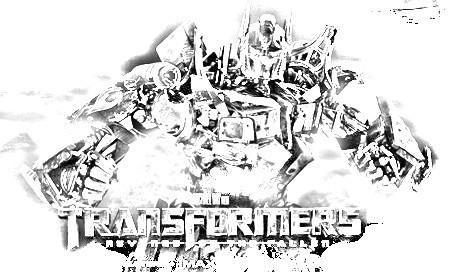 disegni e le immagini di transformers
