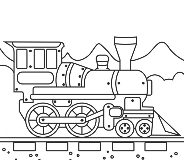 treno locomotiva