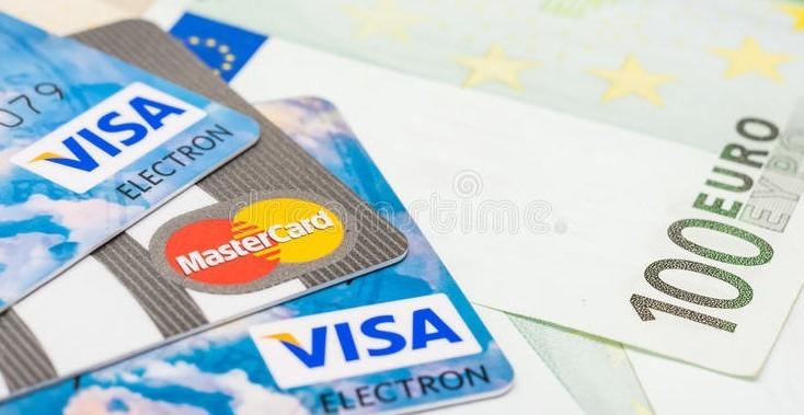 Tipi di Carte di credito e differenze