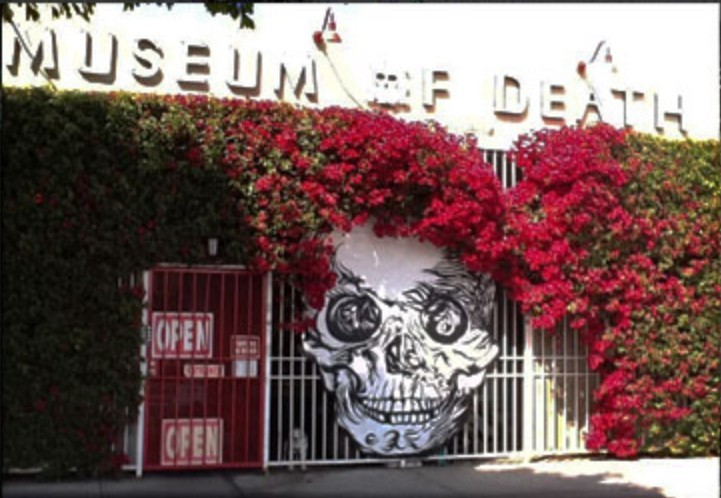 museum of death on hollywood