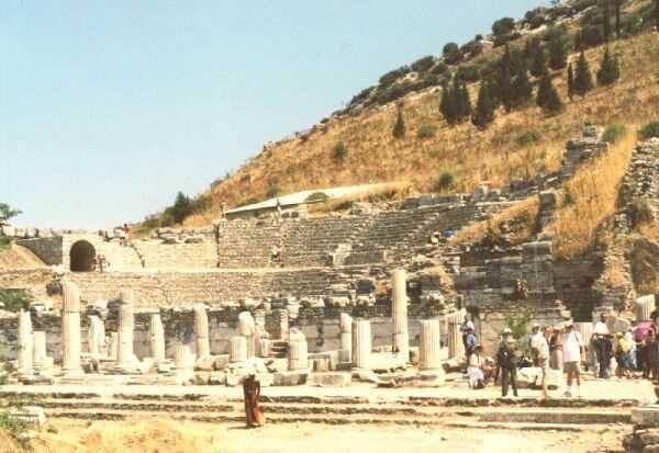 Immagini relative a Tempio di Artemide ad Efeso