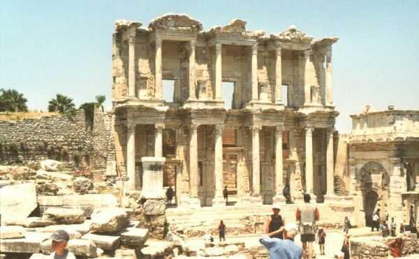 Efeso, antica meraviglia della Turchia