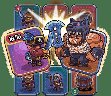 Carte dei pirati