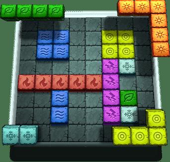 Gioco tipo tetris 3D