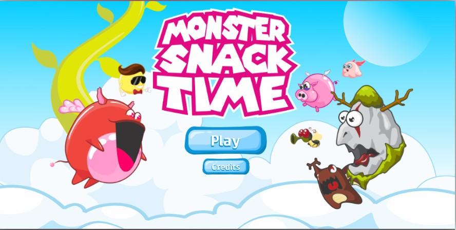 gioco monster snack