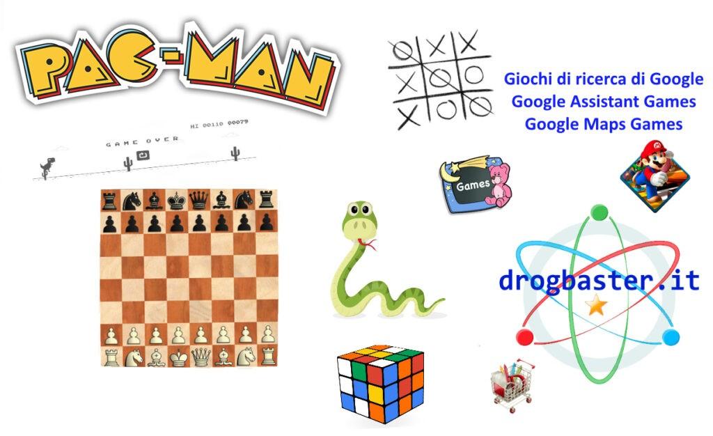 I migliori giochi di Google
