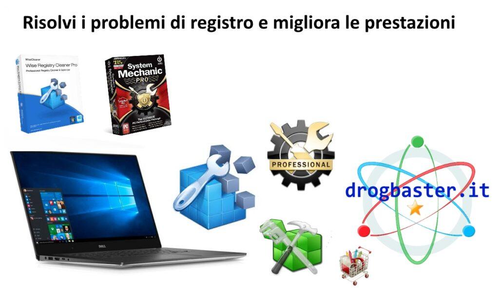 Ottimizzare il registro di sistema