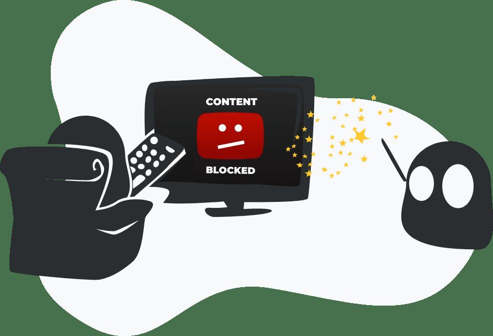 Streaming e navigazione senza limitazioni