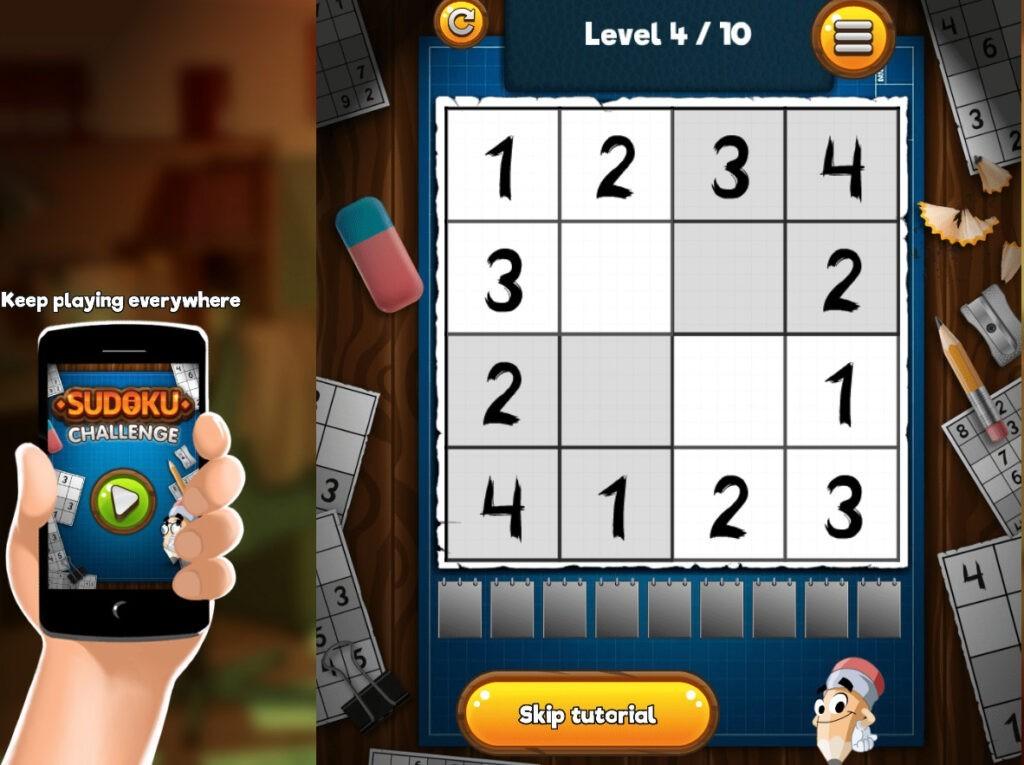 gioca a sudoku