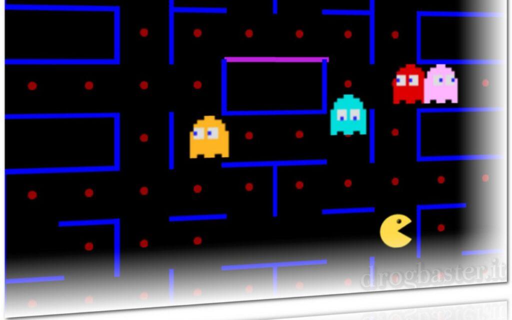 Gioca con Pacman
