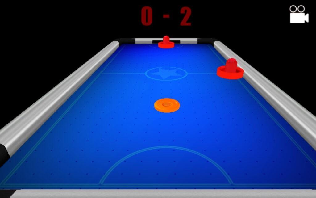 screenshot del gioco diversa angolazione