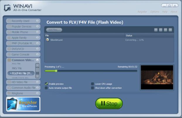 programma professionale progettato per DVD