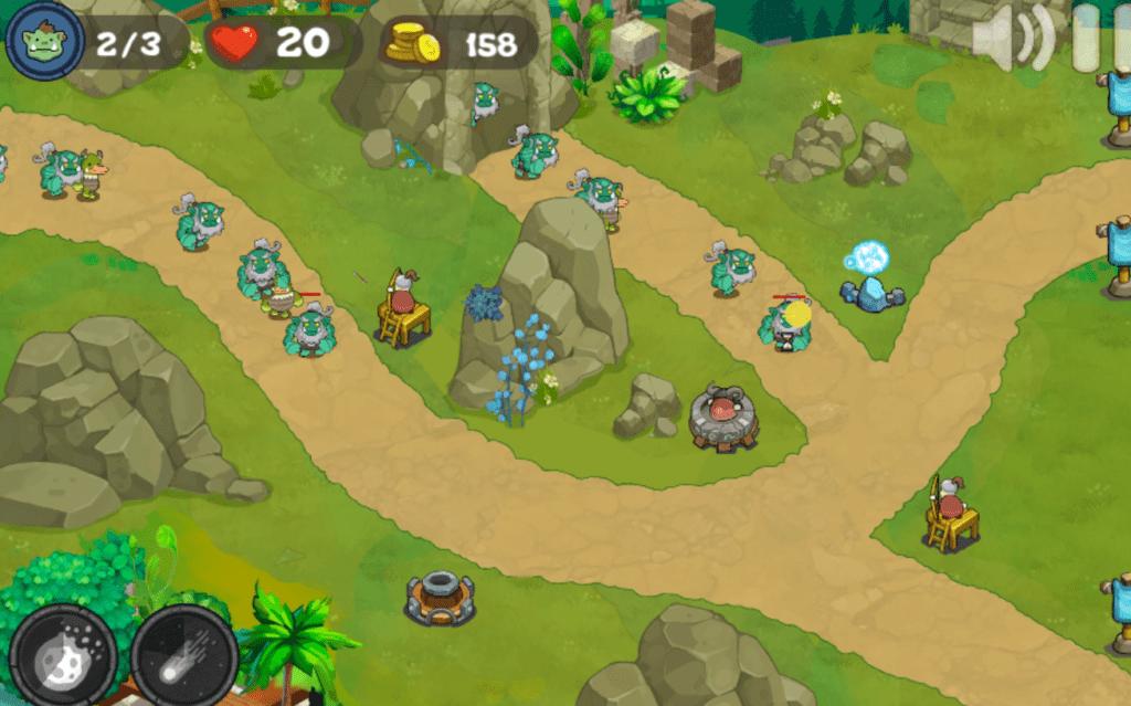 Turret Defense gioco